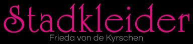 Stadtkleider - Frieda von de Kyrschen